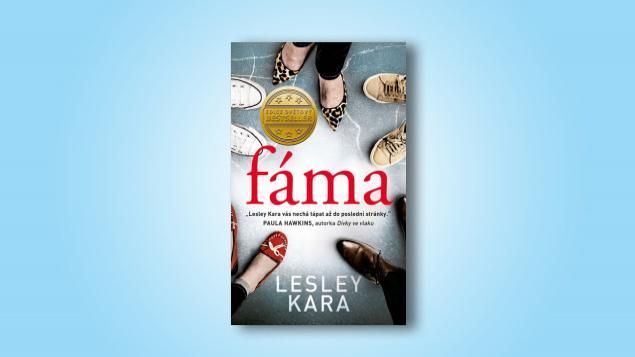 Čtenářská recenze: Lesley Kara - Fáma