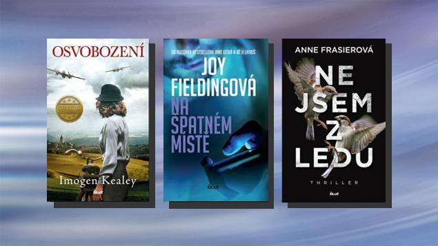 Těchto 6 knih si zabalte na dovolenou!