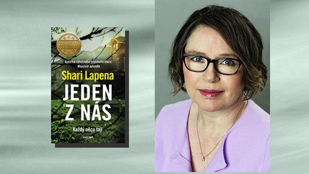 Ráda čtenáře vodím za nos, přiznává Shari Lapena