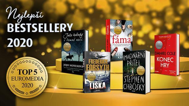 Vybrali jsme nejlepší bestsellery roku!