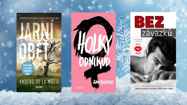 6 knih, které vám zpříjemní vstup do nového roku