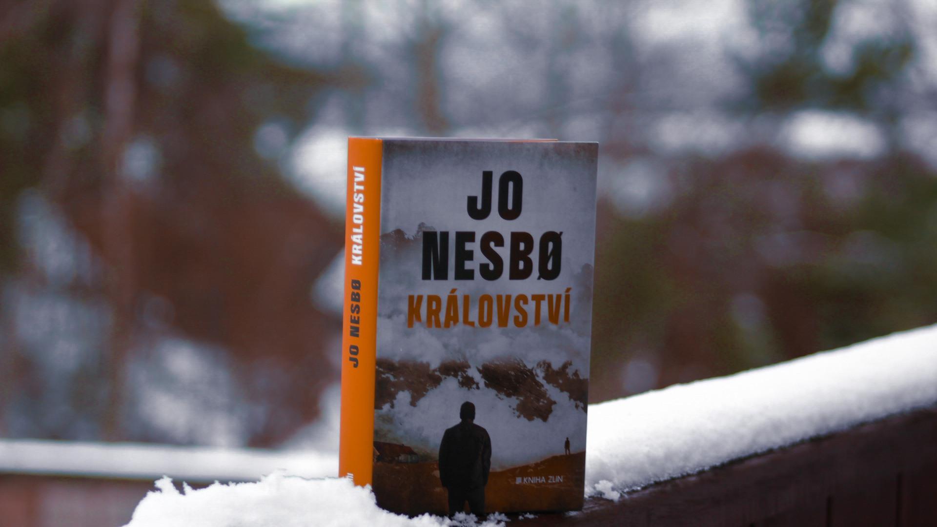 Bratrské pouto přetrhá několik osudů v nové knize Joa Nesbøho