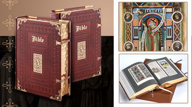 Rodinná bible – unikátní dědictví pro další generace
