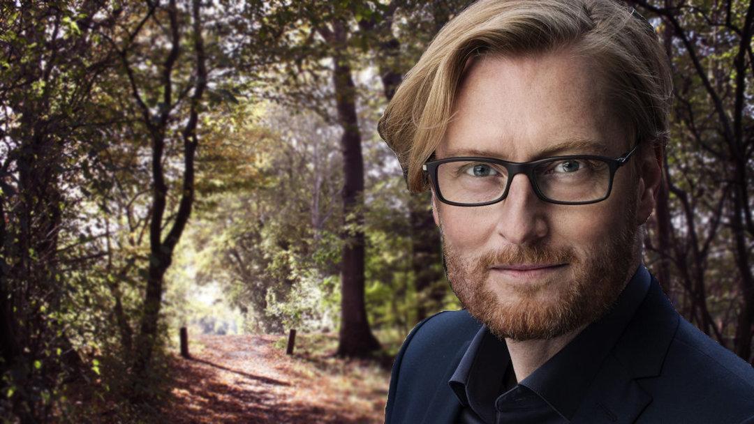 Napsat detektivku je dnes těžší, iPhone vyřeší každou situaci, říká Anders de la Motte