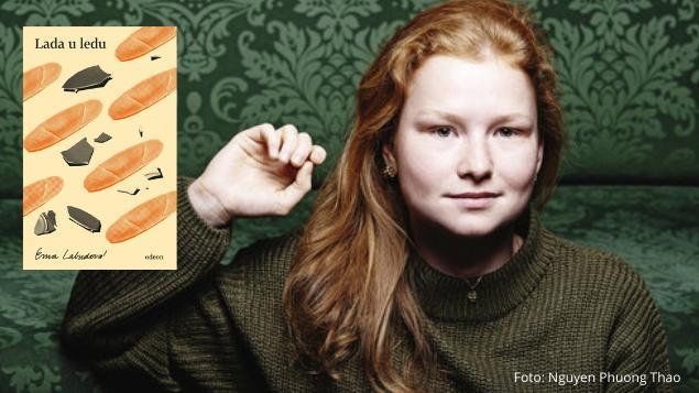 """Ema Labudová: """"Lákalo mě pojmout anorexii jako počasí."""""""