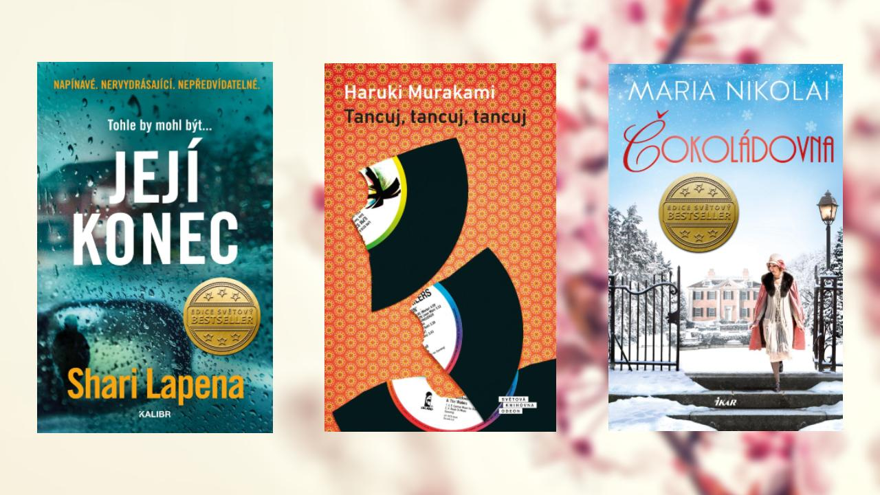 7 květnových knih, do kterých se zamilujete