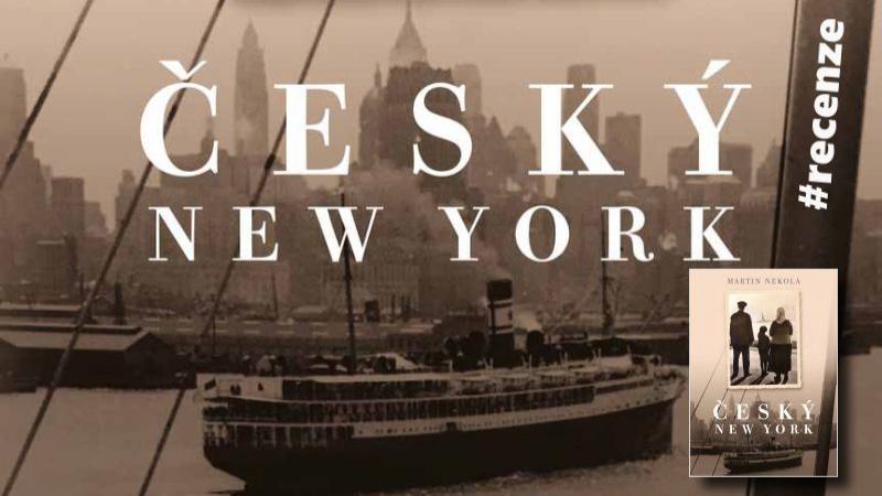 Sonda do života Čechů v New Yorku