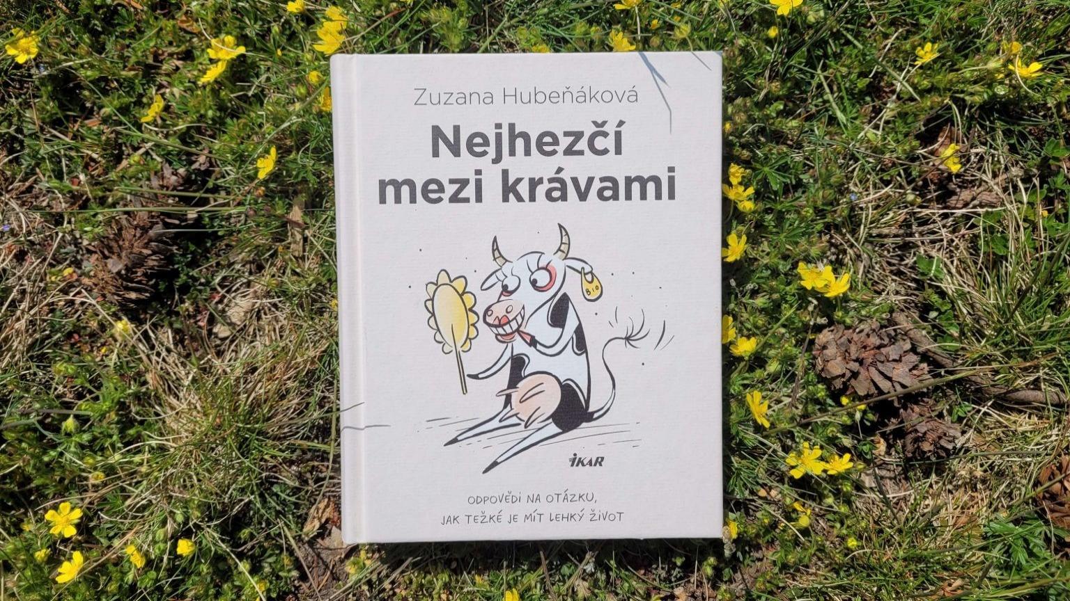 Chcete se smát nahlas? Přečtěte si knížku Nejhezčí mezi krávami!