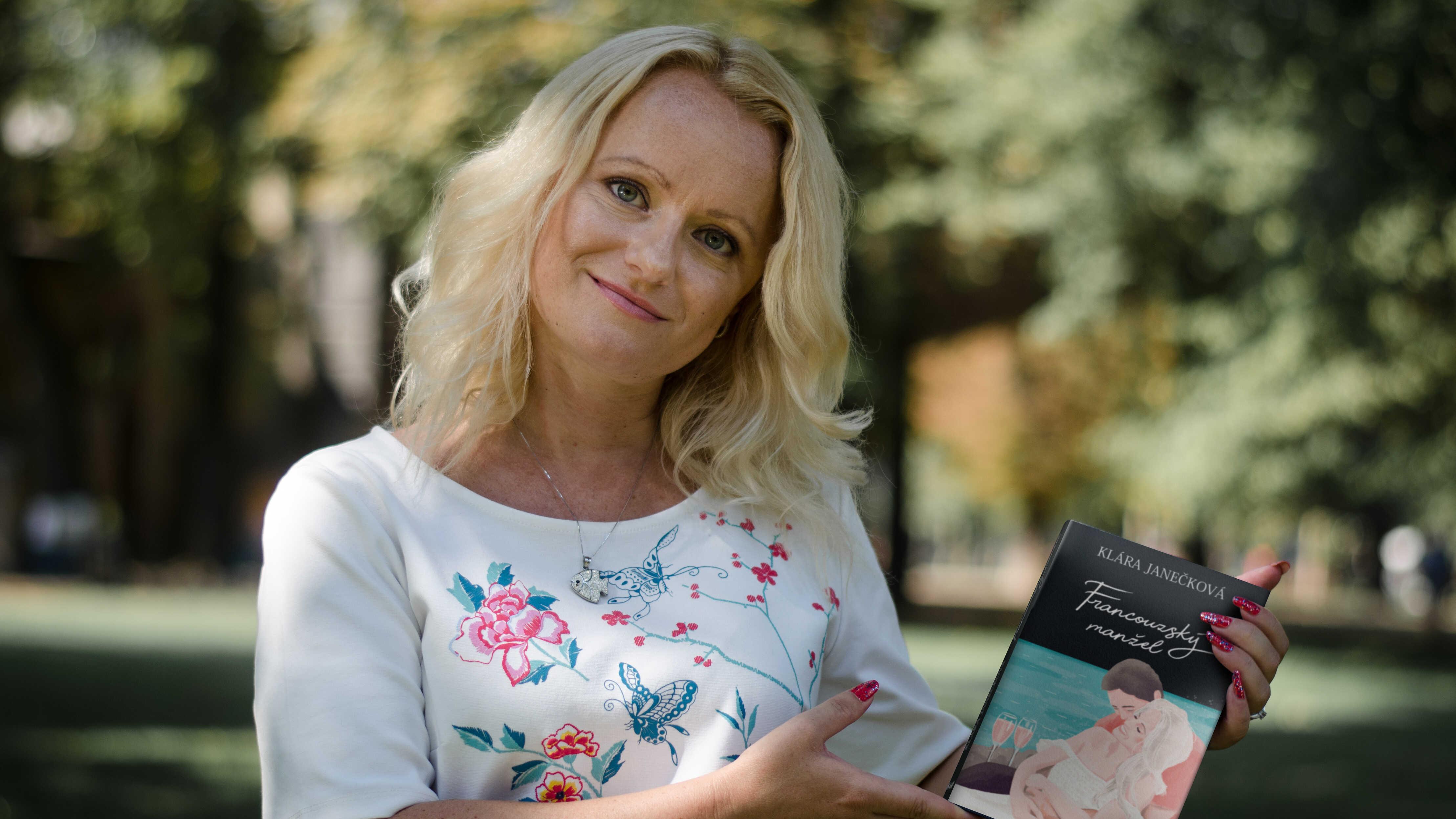 Klára Janečková: Francouzský manžel je ze života