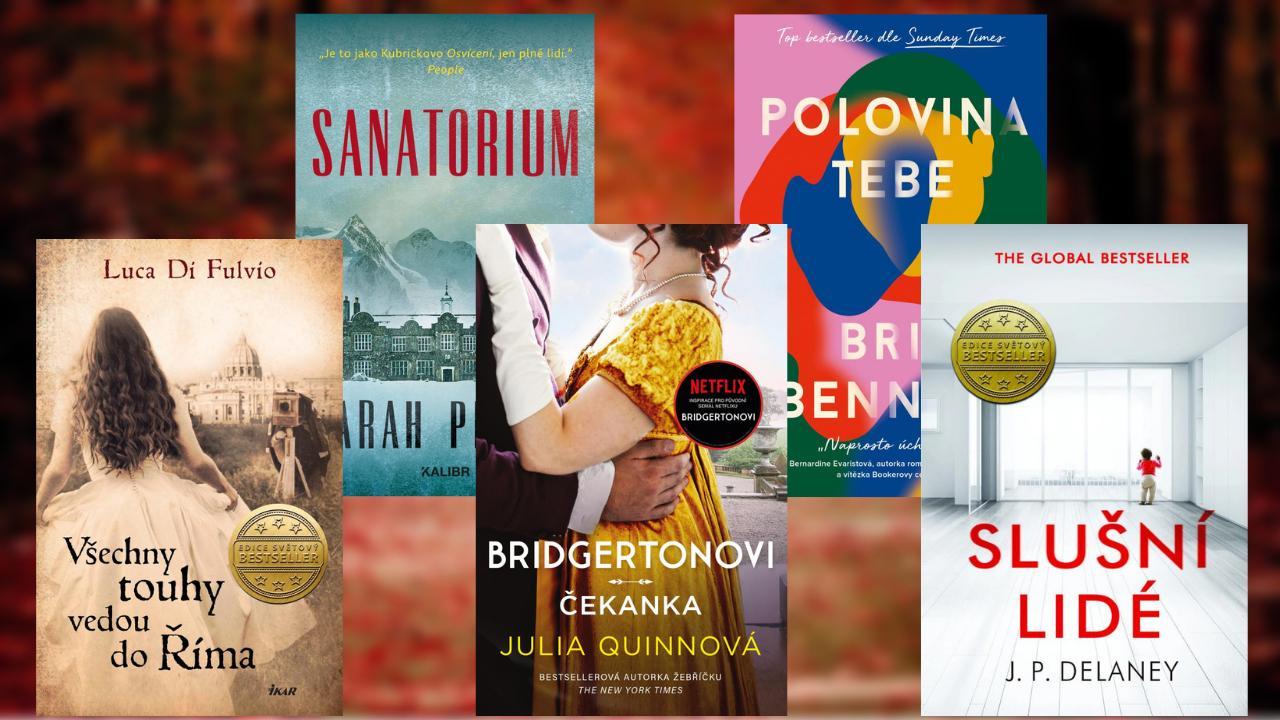 8 knih, které zazáří v září